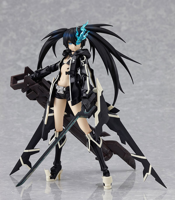 Black Rock Shooter - BR2035 Black Rock Shooter The Game Figma