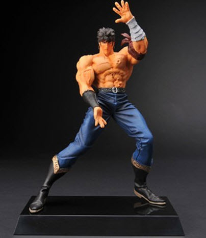 Fist of the North Star - Kenshiro Ultimate Scenery PM Figure Vol. 4