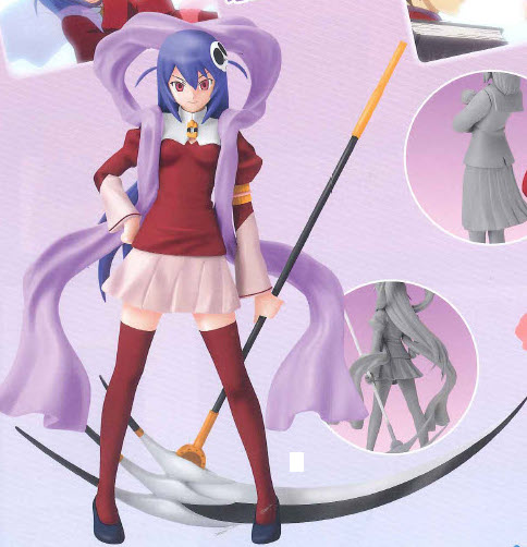 The World Only God Knows - Haqua Flag 3 Sega Prize Figure