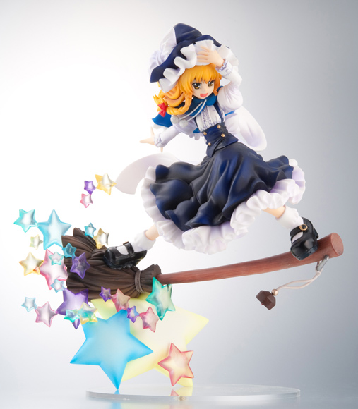 Touhou Project - Marisa Kiryu Open Smile Hobby Japan Limited PVC Figure