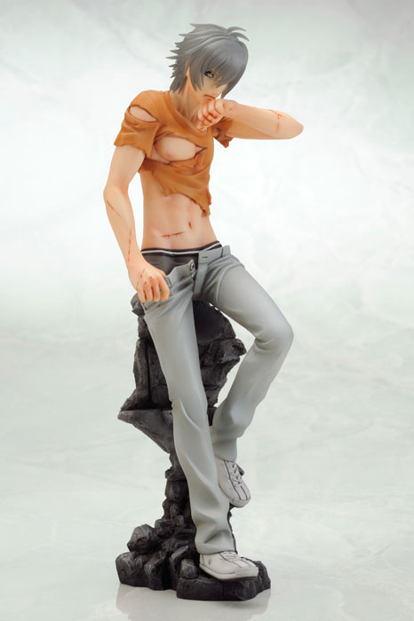 Togainu No Chi - 1/8 Akira Damaged Verakira Limited Edition