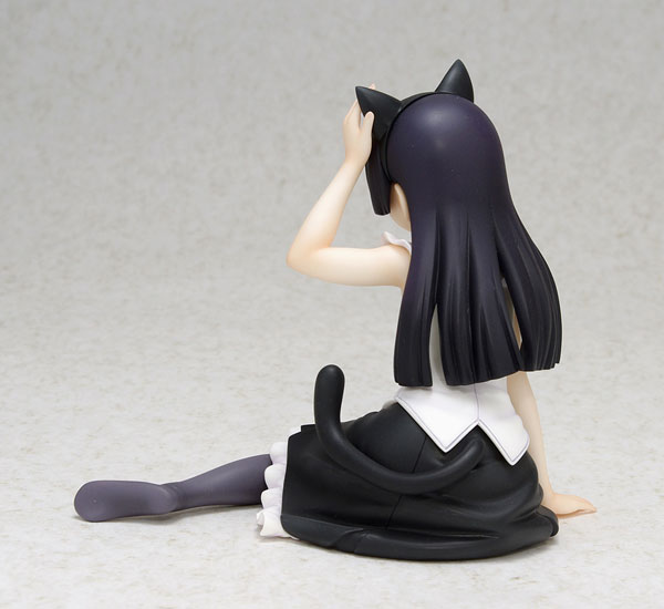 Ore no Imouto ga Konna ni Kawaii Wake ga Nai - 1/8 Kuroneko Sitting Version PVC Figure