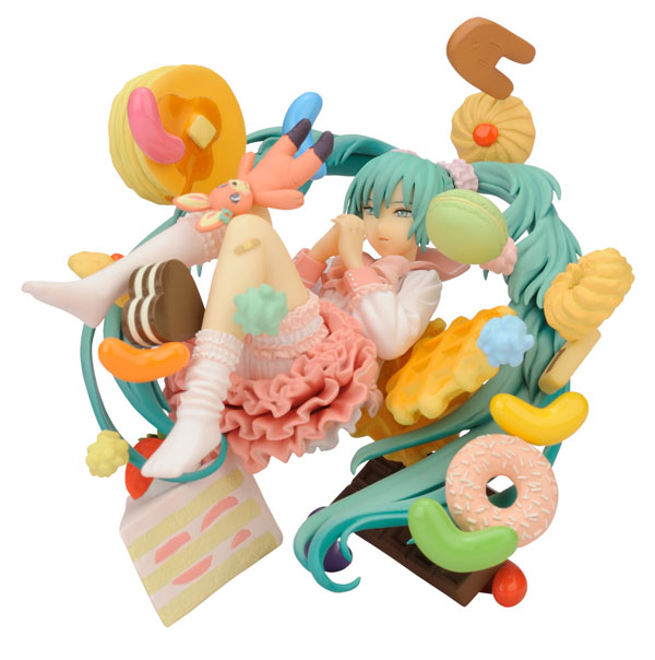 Vocaloid - Hatsune Miku LoL Lots of Laugh Mikumo 03 PVC Figure