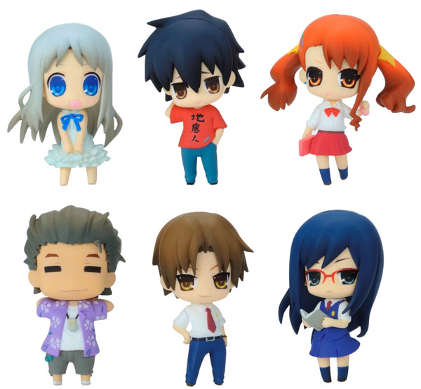 AnoHana - Nano Colle Series Trading Figure Box