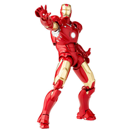 Iron Man - Mark 3 Revoltech No 036 Action Figure