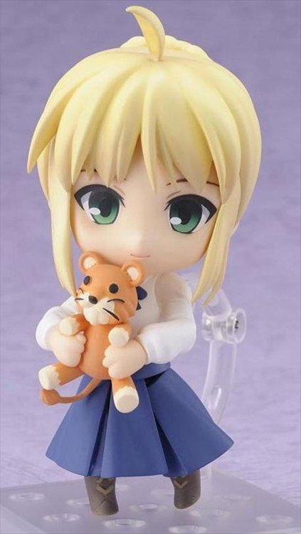 Fate Stay Night - Saber Casual Wear Nendoroid and Nendoroid Complete File