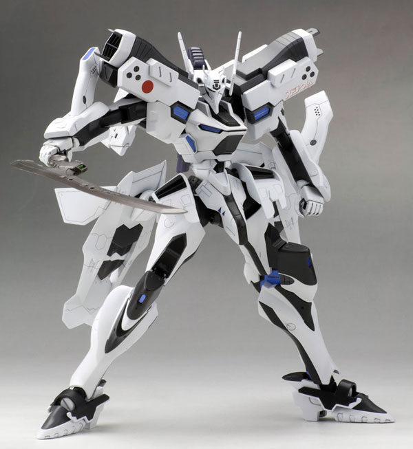 Muv Luv Alternative Total Eclipse - Shiranui Type 2 Yuya Bridges Deluxe Model Kit