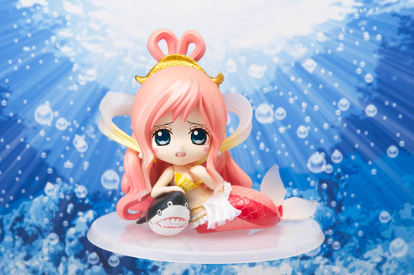 One Piece - Princess Shirahoshi Chibi Arts Figure