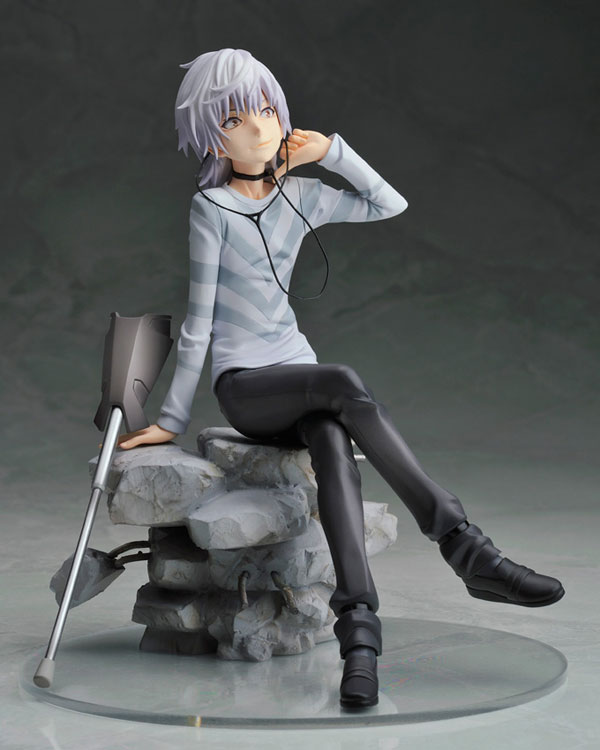 To Aru Majutsu no Index II - 1/8 Accelerator PVC Figure