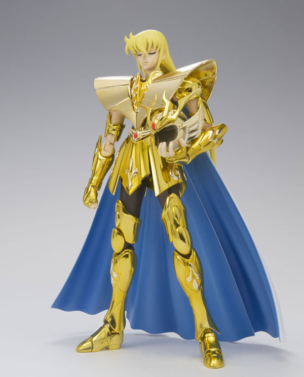 Saint Seiya - Virgo Shaka Saint Cloth Myth EX Figure