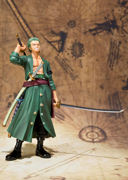 One Piece - Zoro New World Ver Figuarts ZERO Figure