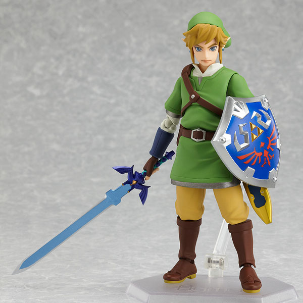 The Legend of Zelda Skyward Sword - Link Figma