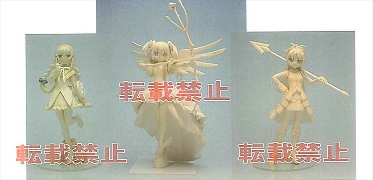 Puella Magi Madoka Magica - Magical Girl Collection 2 Set of 5