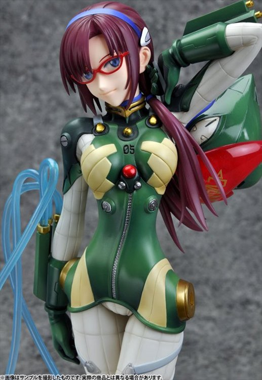 Evangelion The New Movie - 1/7 Mari Illustrious Plug Suit Style PVC Figure