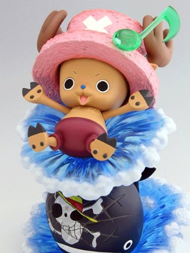 One Piece - Chopper with Laboon Premium Figure