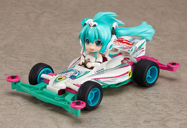 Vocaloid - Racing Miku x Mini 4WD 2012 Ver Drives Astute Special Petit Nendoroid