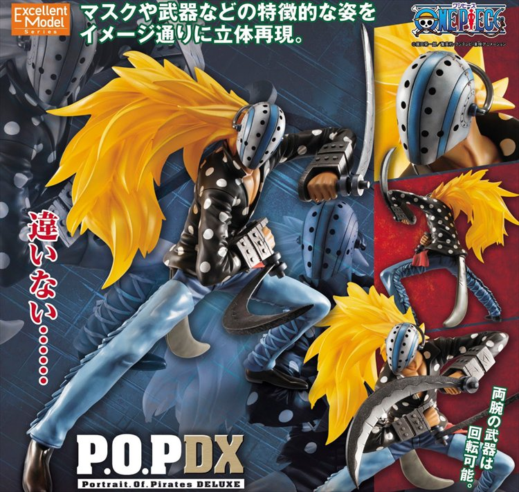 One Piece - 1/8 Killer Portrait of Pirates POP Neo DX PVC Figure