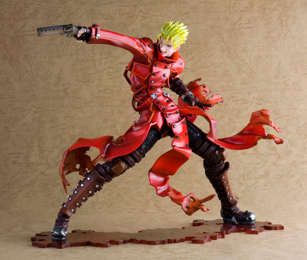 Trigun - 1/8 Vash the Stampede Badlands Rumble ARTFXJ PVC Figure