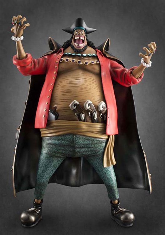 One Piece - 1/8 Blackbeard Mashall D Teech Ver 1.5 Portrait of Pirates Neo DX PVC Figure