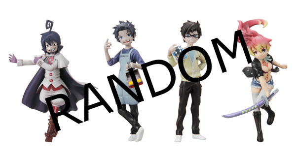 Blue Exorcist - Half Age Characters Vol 2 Random Trading Figure BLINDBOX