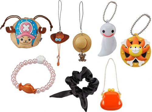 One Piece - Grand Capsule Goods 2 Set of 8
