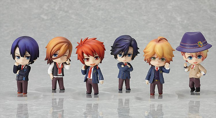 Uta no Prince Sama - Nendroid Petit Animate Limited Box Set of 8