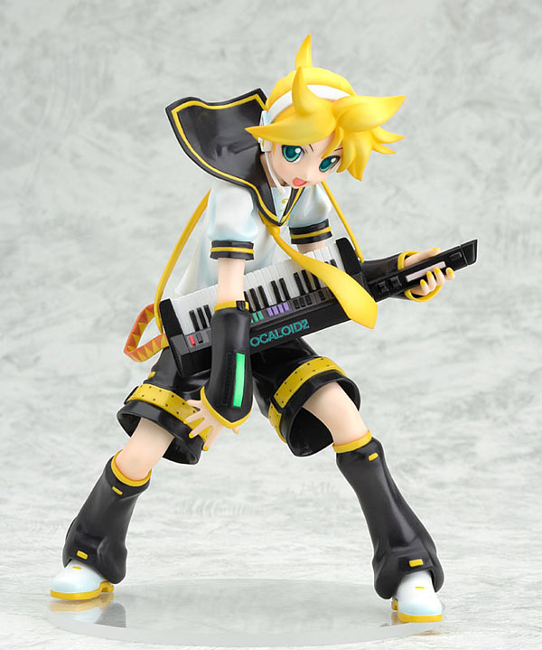 Vocaloid - 1/8 Len Kagamine Character Vocal Series 02 PVC Figure Re-Release