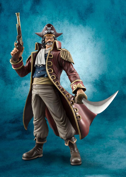 One Piece - 1/8 Gol D Roger Neo-DX Portrait of Pirates POP Figure