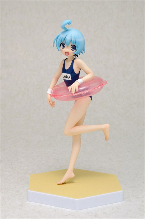 Medaka Box - 1/10 Hansode Shiranui Beach Queens PVC Figure