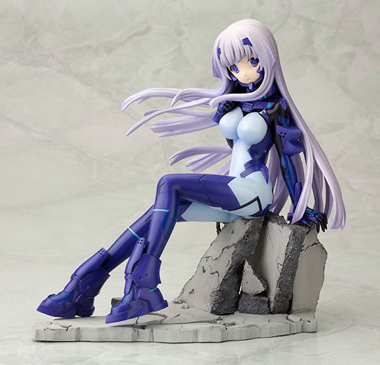 Muv Luv - 1/7 Inia Sestina Pilot Strengthening Equipment PVC Figure