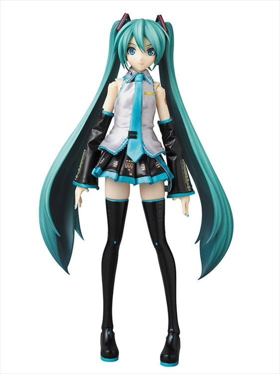 Vocaloid - Hatsune Miku -Project DIVA-F Real Action Heroes Figure