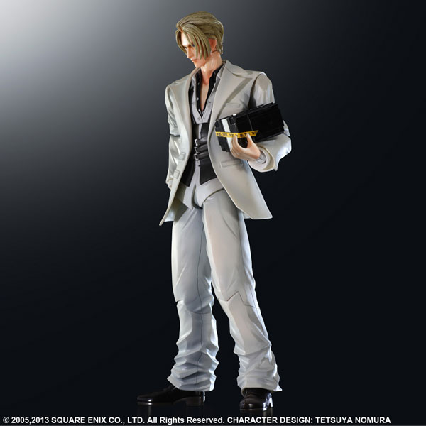Final Fantasy VII Adventure Children - Rufus Shinra Play Arts Kai PVC Figure