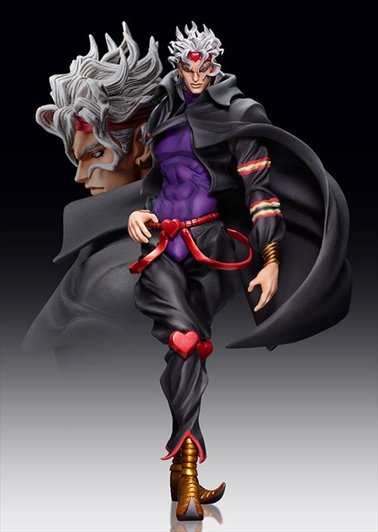 JoJos Bizarre Adventure - Part.III 34. DIO Second Statue Legend PVC Figure