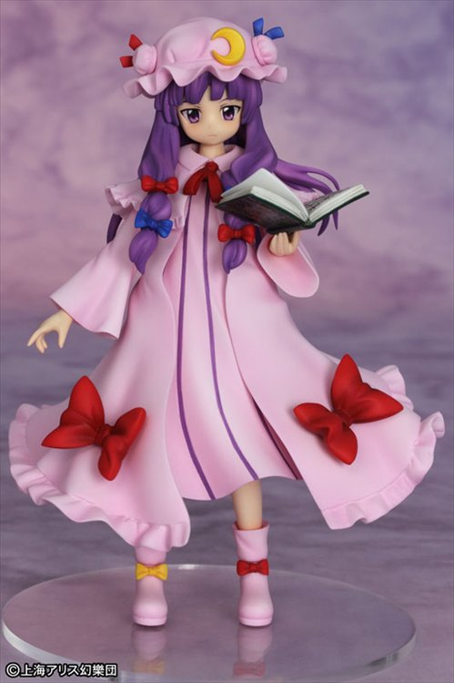 Touhou Project Mini Series - 1/10 The Unmoving Great Library -Patchouli Knowledge- PVC Figure