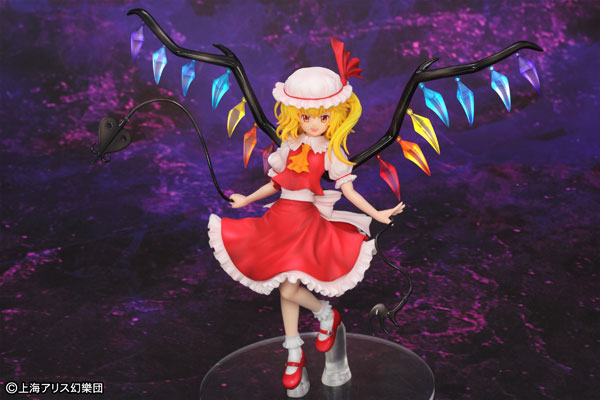 Touhou Project Mini Series - 1/10 Flandre Scarlet Sister of the Devil PVC Figure