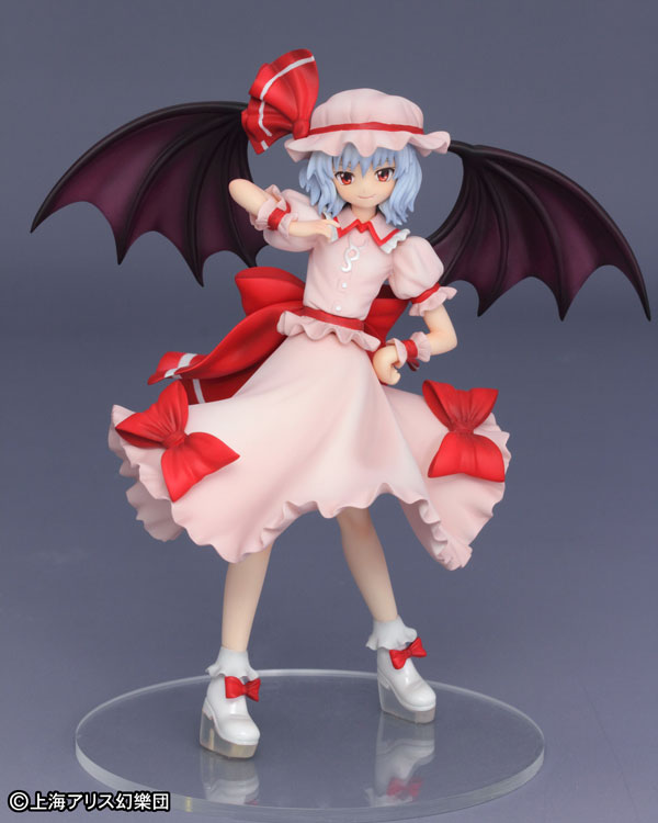 Touhou Project Mini Series - 1/10 Remilia Scarlet The Scarlet Devil PVC Figure