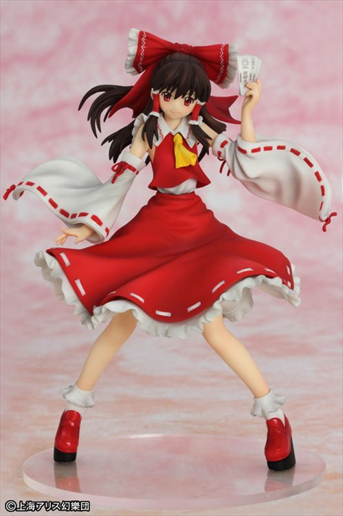 Touhou Project Mini Series - 1/10 Reimu Hakurei Shrine Maiden of Paradise PVC Figure