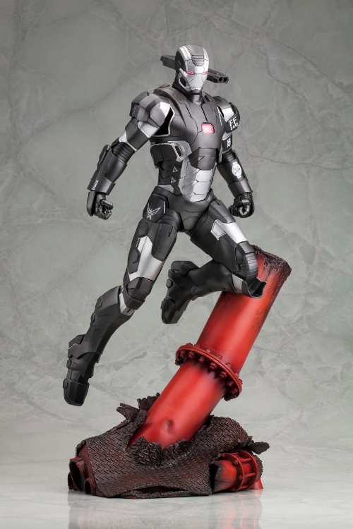 Iron Man 3 - 1/6 War Machine ArtFX Statue PVC Figure