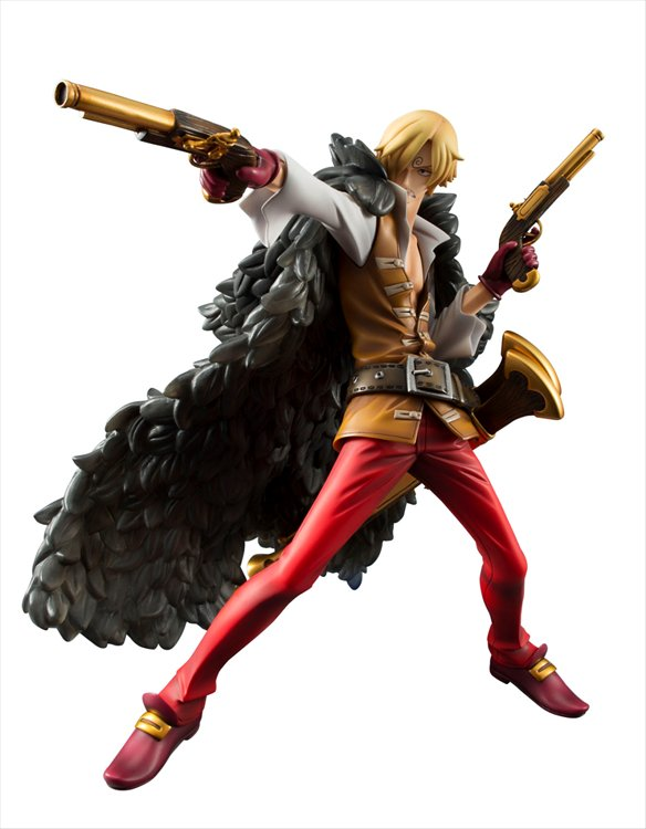 One Piece - 1/8 Sanji -Edition Z- Portrait of Pirates POP PVC Figure