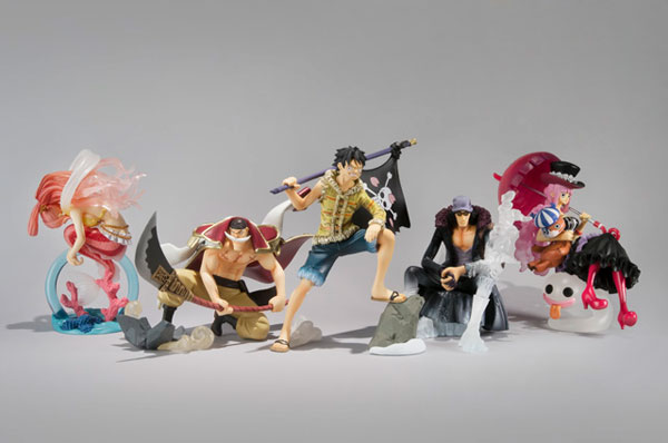 One Piece - Episode of Characters Part 3 Box Set of 6