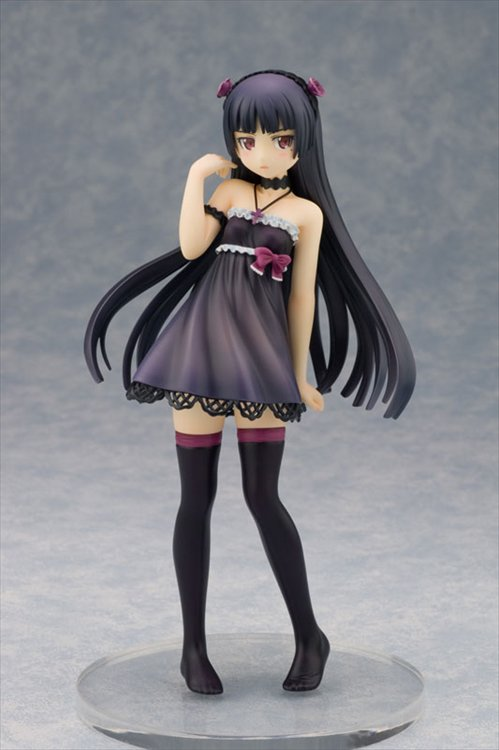 Ore no Imouto ga Konna ni Kawaii - 1/8 Kuroneko One-piece Dress Ver. PVC Figure