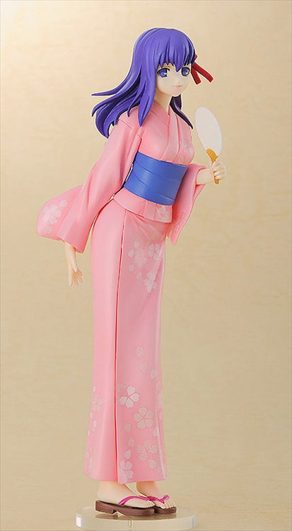 Fate/Stay Night - 1/8 Sakura Matou Yukata Ver. PVC Figure