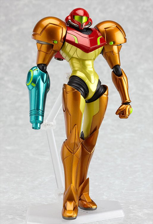 METROID Other M - Samus Aran Figma Re-Release