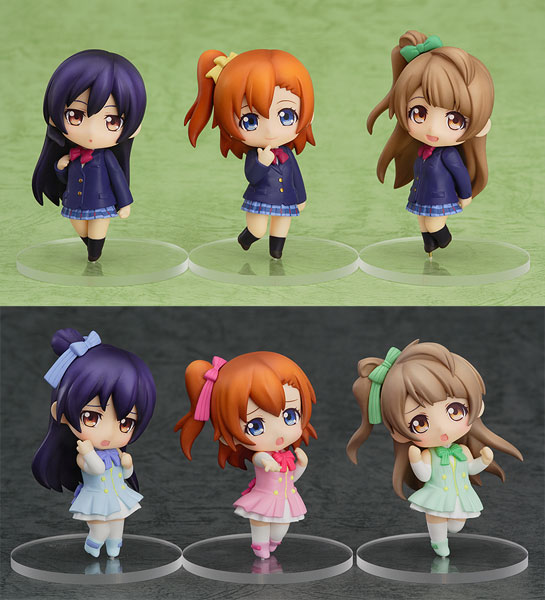 Love Live - Nendoroid Petite Box Set of 8