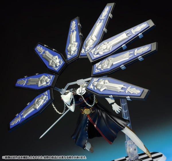 Persona 3 - D-Arts Thanatos Persona Figure Re-releasePersona 3 Thanatos Figure