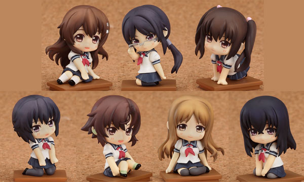 Photo Kano - Nendoroid Petite Photo Kano Characters Set of 8