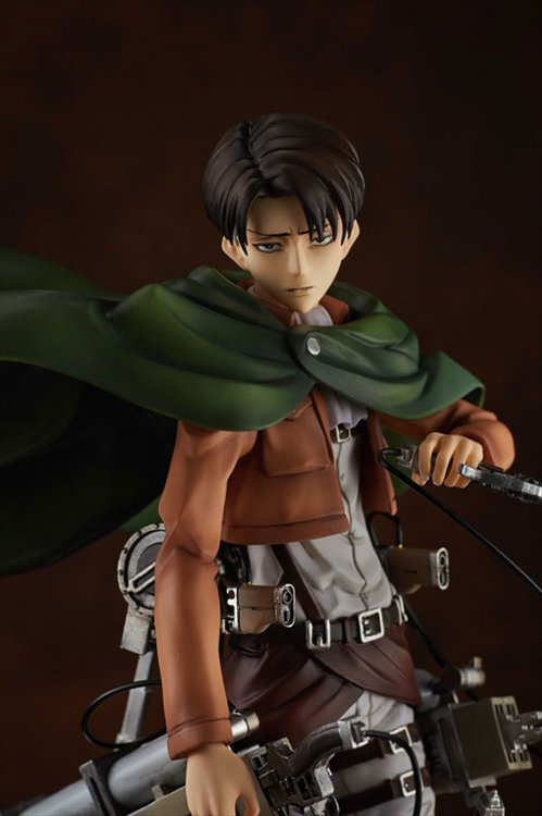 Attack on Titan - 1/7 Levi Pulchra PVC Figure