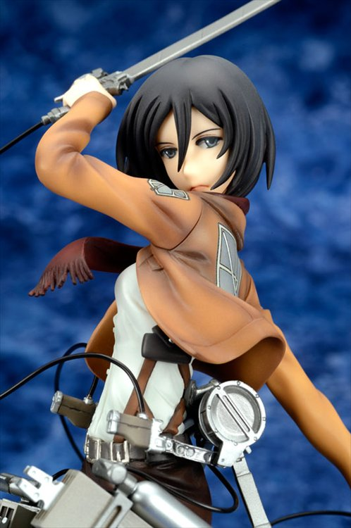 Attack on Titan - 1/8 Mikasa Ackerman Ques Q ver. PVC Figure