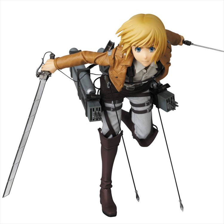 Attack on Titan - 1/6 Armin Real Action Heroes RAH Figure