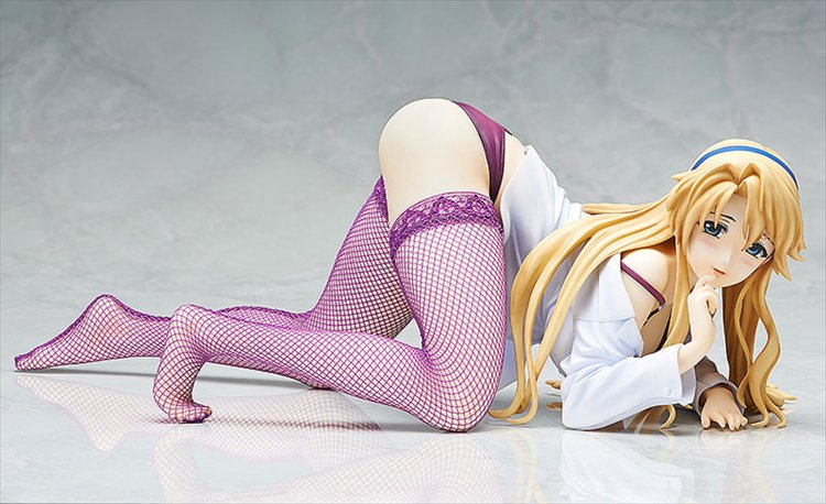 Freezing Vibration- 1/4 Satellizer L. Bridgette Dress Shirt Version PVC Figure